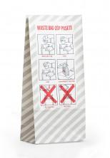 - Baskılı Çöp Poşeti (1000 Adetlik Kutu)