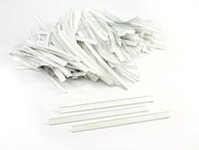 - Beyaz Plastik Kapama Klipsi (12 cm)