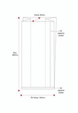 - Battal Boy Düz Tabanlı Sıcak Yapıştırmalı 50 Mikron Poşet (1000 Adetlik Kutu) (1)