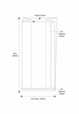 - Büyük Boy Düz Tabanlı Sıcak Yapıştırmalı 50 Mikron Poşet (1000 Adetlik Kutu) (1)
