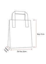 - Dıştan Kulplu Kraft Kağıt Çanta No.2 (500 Adetlik Kutu) (1)