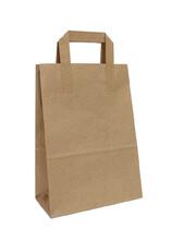- Dıştan Kulplu Kraft Kağıt Çanta No.2 (500 Adetlik Kutu)