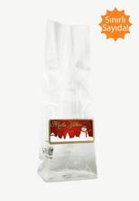 - Kardan Adam Kırmızı Etiketli Mini Şeffaf Poşet (100 Adetlik Kutu)