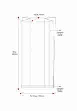 - Büyük Boy Düz Tabanlı Sıcak Yapıştırmalı 40 Mikron Poşet (1000 Adetlik Kutu) (1)
