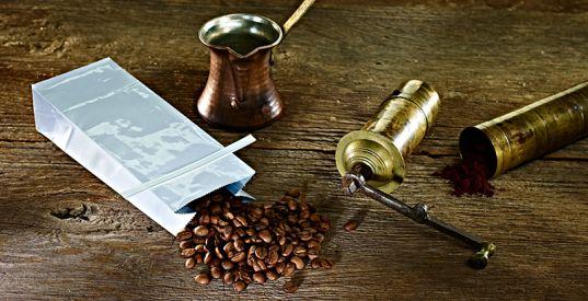 1 Kg PET Kahve Poşeti (700 Adetlik Kutu)