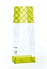 - Yeşil Çizgi Küçük Şeffaf Poşet (500 Adetlik Kutu)