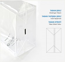 Avantaj Küçük Şeffaf Poşet (500 Adetlik Kutu) - Thumbnail