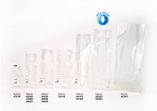 Baskısız Büyük Şeffaf Poşet-FİLM TABAN ETİKETLİ (500 Adetlik Kutu) - Thumbnail