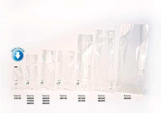 Avantaj Ekstra Mini Şeffaf Poşet (100 Adetlik Kutu)