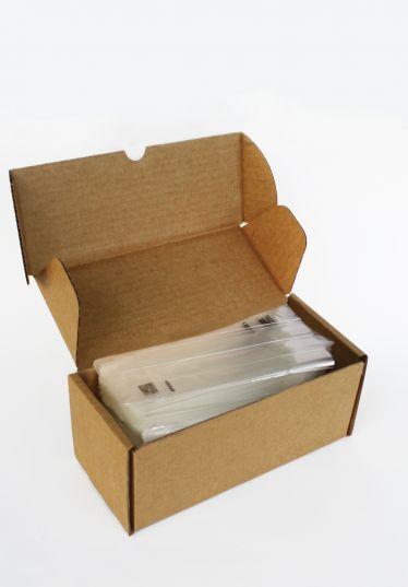Baskısız Mini Şeffaf Poşet (100 Adetlik Kutu)