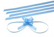 - Mavi Küçük Boy Pratik Kurdele (50 Adetlik Paket)