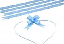 Erkek Bebek Küçük Boy Pratik Kurdele (100 Adetlik Paket) - Thumbnail
