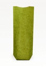 - Yeşil Naturel Pencereli Büyük Şeffaf Poşet (100 Adetlik Kutu)