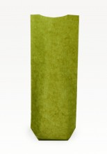 - Yeşil Naturel Pencereli Orta Şeffaf Poşet (100 Adetlik Kutu)