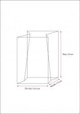 - Sızdırmaz Özellikli Baskısız Poşet (1000 Adetlik Kutu) (1)