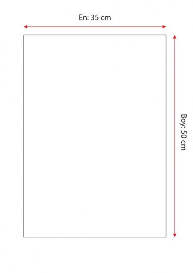 Baskısız Sargılık Ebat Küçük Boy Yağlı Kağıt (35X50 cm-10 kg)