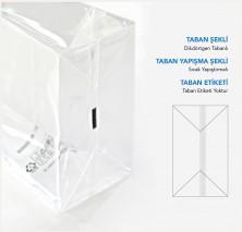 Avantaj Mini Şeffaf Poşet (500 Adetlik Kutu) - Thumbnail
