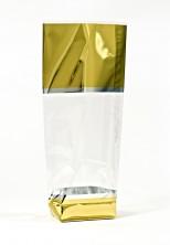 - Altın Pencere Şeffaf Poşet (100 Adetlik Kutu)