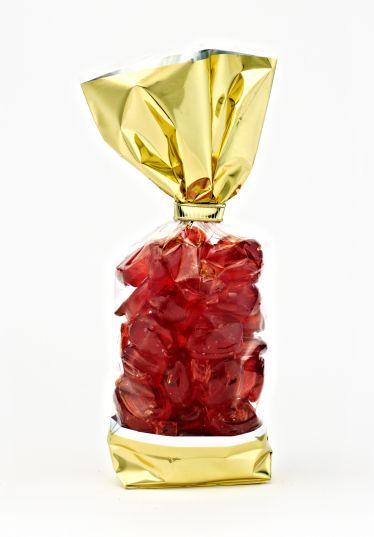 Altın Pencere Şeffaf Poşet (100 Adetlik Kutu)
