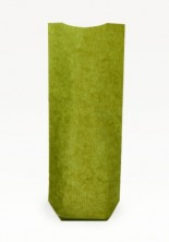 - Yeşil Naturel Pencereli Orta Şeffaf Poşet (500 Adetlik Kutu)